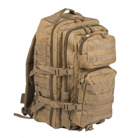 Backpack US Assault 36L Coyote [Miltec]