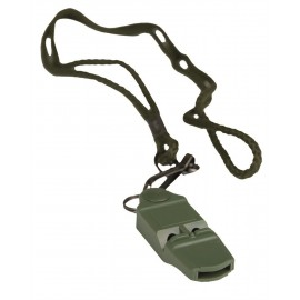 "Olive ""No Ball"" Whistle [Miltec]"