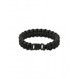 Parachord Bracelet 15mm Black [Miltec]