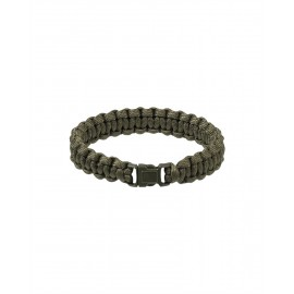 Parachord Bracelet 15mm Olive [Miltec]