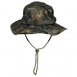 Bush Hat US GI Digital Woodland