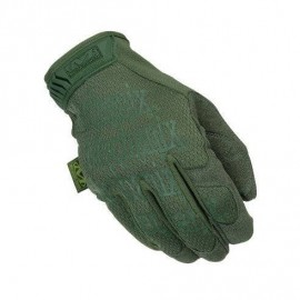 "Olive Mechanix Gloves ""The Original"" [Mechanix Wear]"
