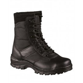 "Black ""Security"" Boots [Miltec]"