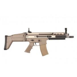 GBB SCAR Mk16 Open Bolt GBR Coyote [WE]