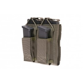 Double Open Top Pouch for M4/M16 + Pistol Magazines FG [Emerson]