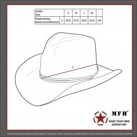 GB Special Forces Bush Hat DPM [MFH]
