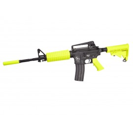 Yellow M4/M16 Stock [ASG]