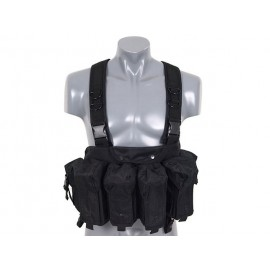 Chest Rigg V.II Vest Black