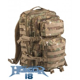 Backpack US Assault 36L Woodland-Arid