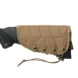 Rifle/Shotgun Stock Pouch TAN [8Fields]