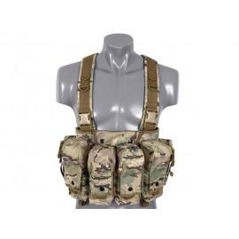 Chest Rigg V.II Vest Multicam