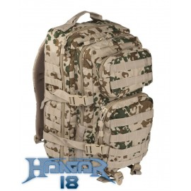 Mochila de Assalto US 36L Tropical Camo