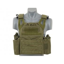Olive JPC Vest w/ Pouches