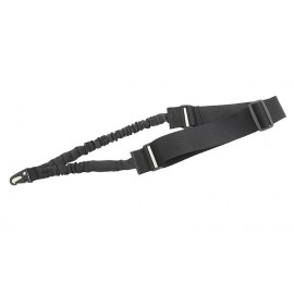 One-point Bungee Sling Black