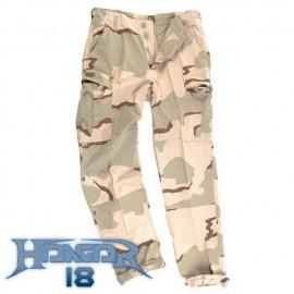Pants BDU US 3-col. Desert