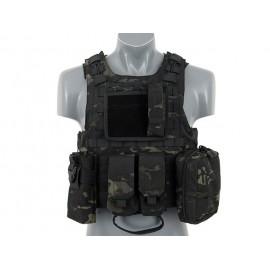 Colete AAV FSBE Multicam Preto