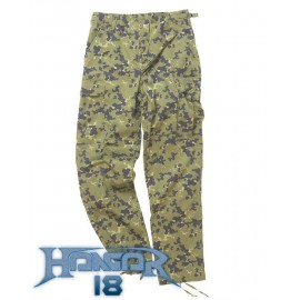 Pants BDU US Danish Camo