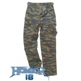 Pants BDU US Tiger Stripe